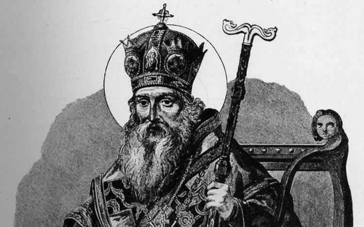Patriarhul Arethas: nimicirea dacilor