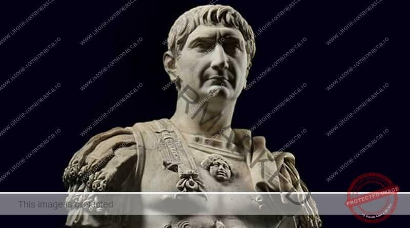 Lactantius despre recenzarea populației dacice din ordinul lui Traian