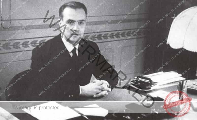 Grigore Gafencu și unitatea europeană (clasa a XI-a)