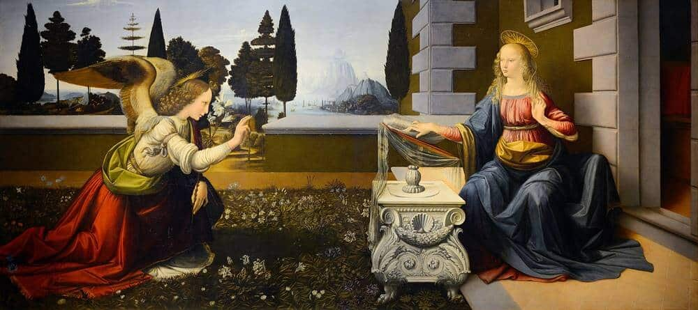 Leonardo da Vinci și Michelangelo Buonarroti (clasa a VI-a)
