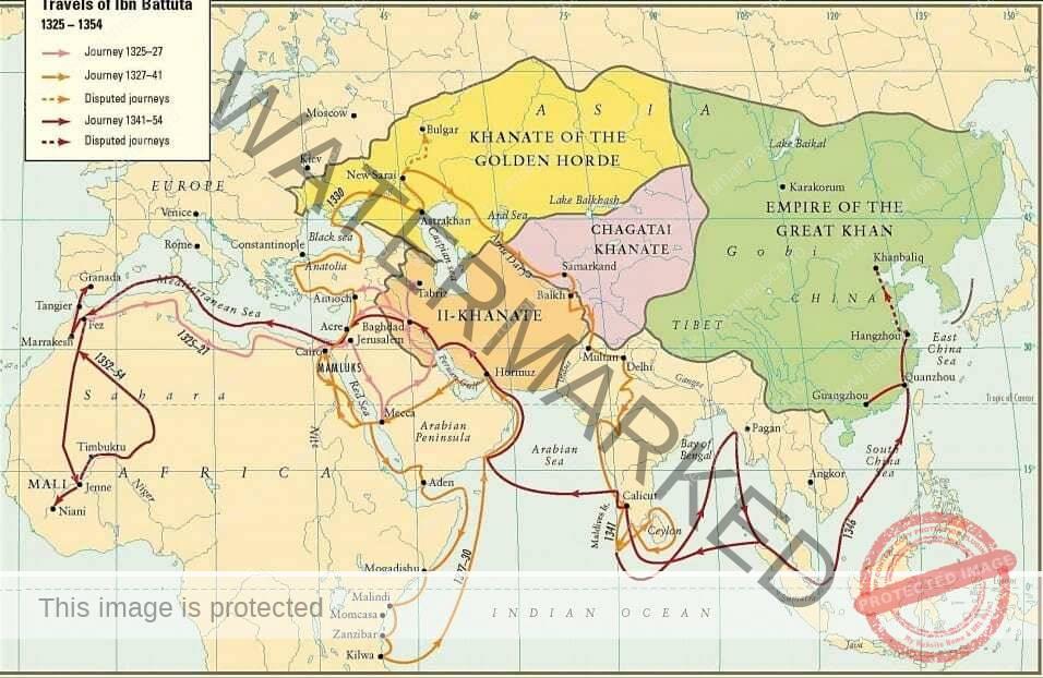Călătoriile lui Ibn Battuta