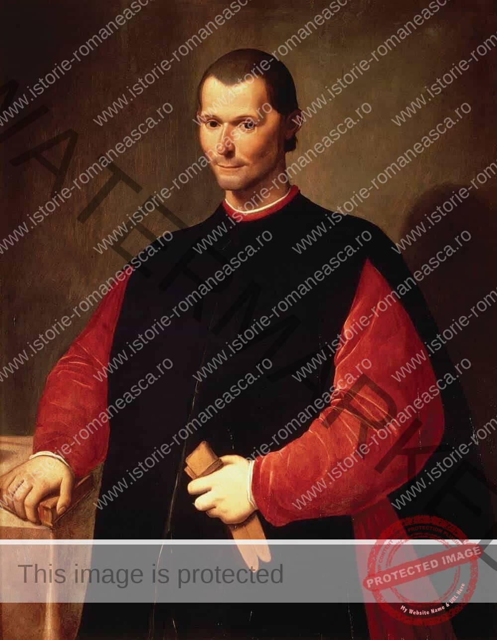 Niccolo Machiavelli (clasa a VI-a)