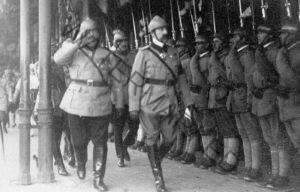 Regele Ferdinand și Armata Română