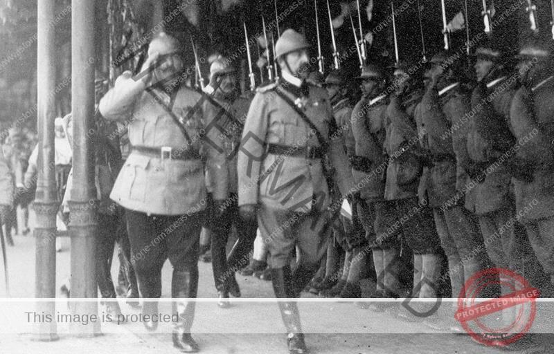 România și Primul Război Mondial (clasa a VII-a)