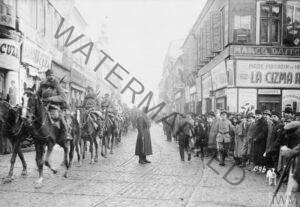Trupele austro-ungare în București