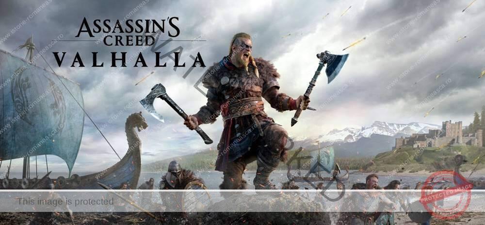 Călătoriile vikingilor (opțional clasa a VI-a)