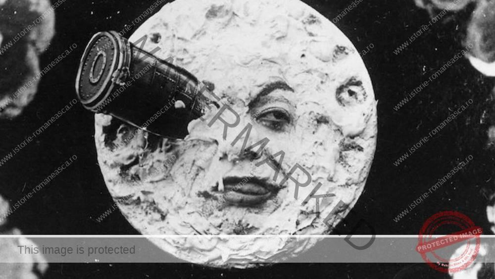 Călătorie pe Lună (afiș)
