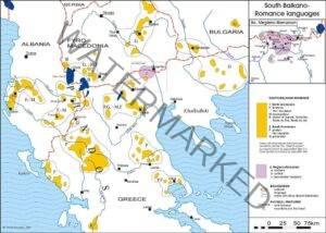 Răspândirea dialectelor limbii române