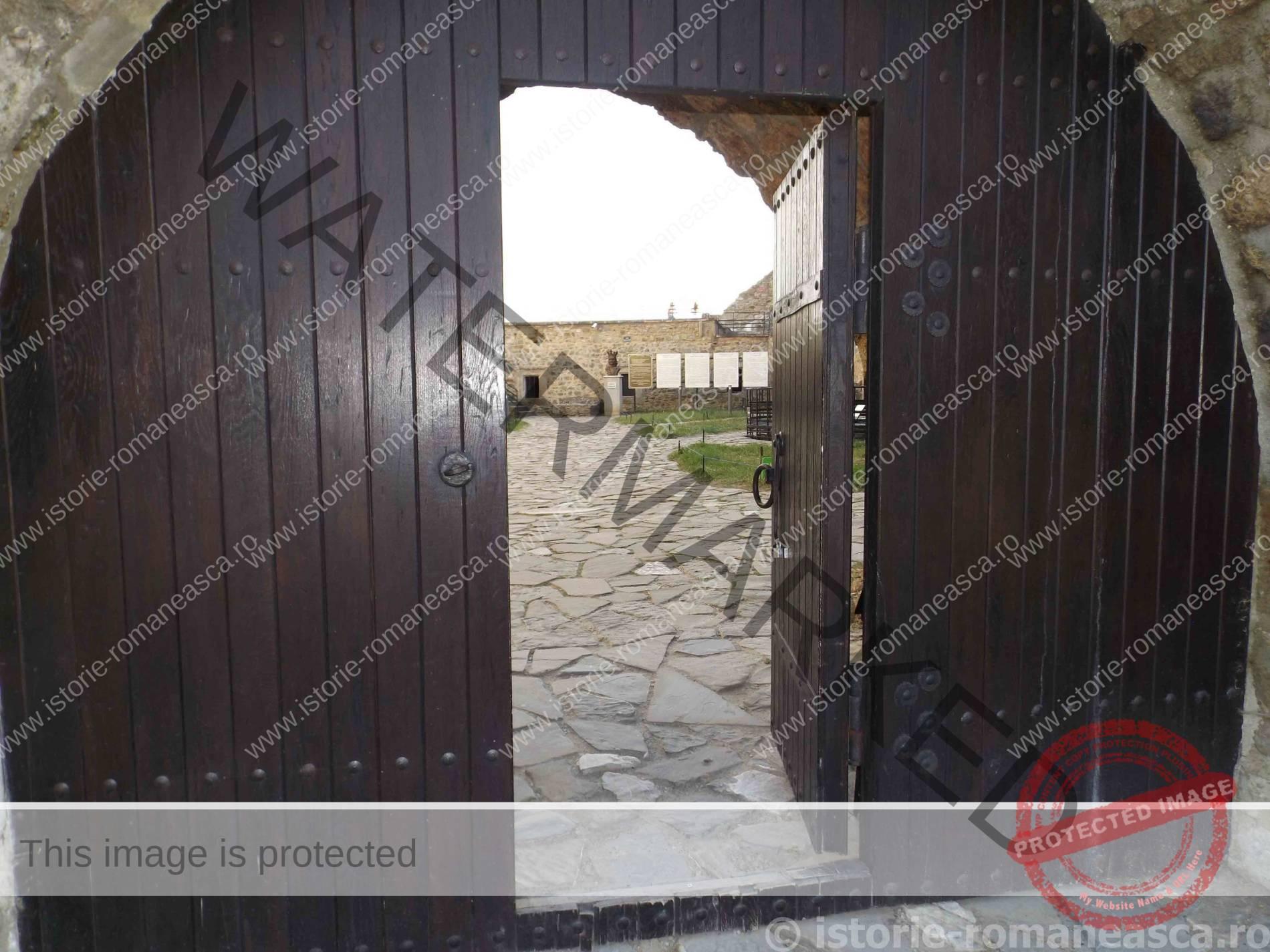 Cetatea Neamț
