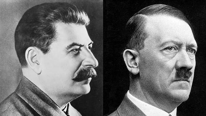 Comunismul. Nazismul