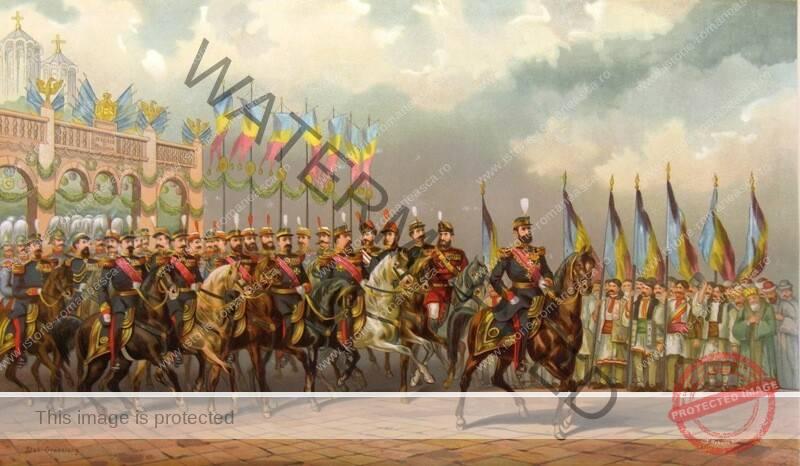 Regatul României – Carol I