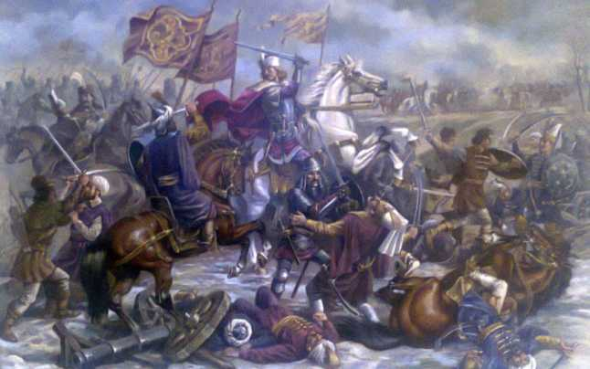 26 octombrie 1497: Bătălia de la Codrii Cosminului