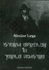Nicolae Iorga - Istoria evreilor în țerile noastre