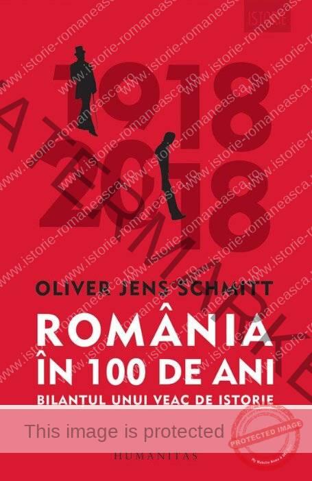Oliver Jens Schmitt - România în 100 de ani