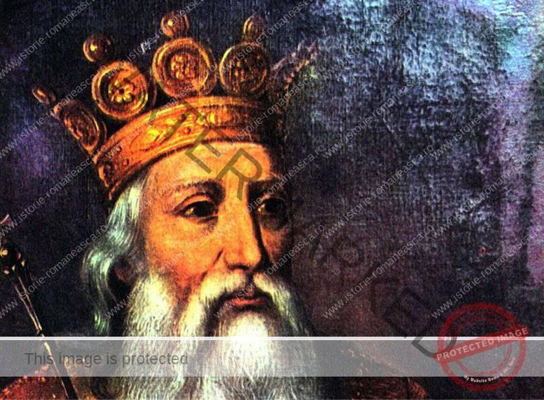 Voievodul Roman I